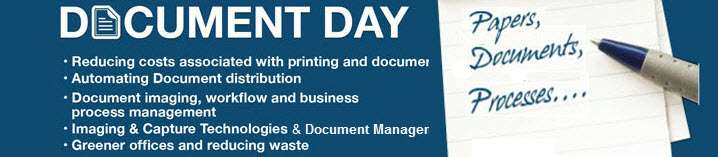 Document Day @ Panasonic Canada