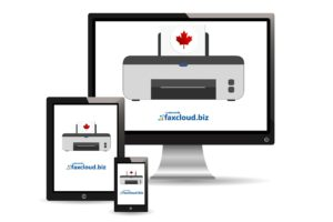 Fax online canada