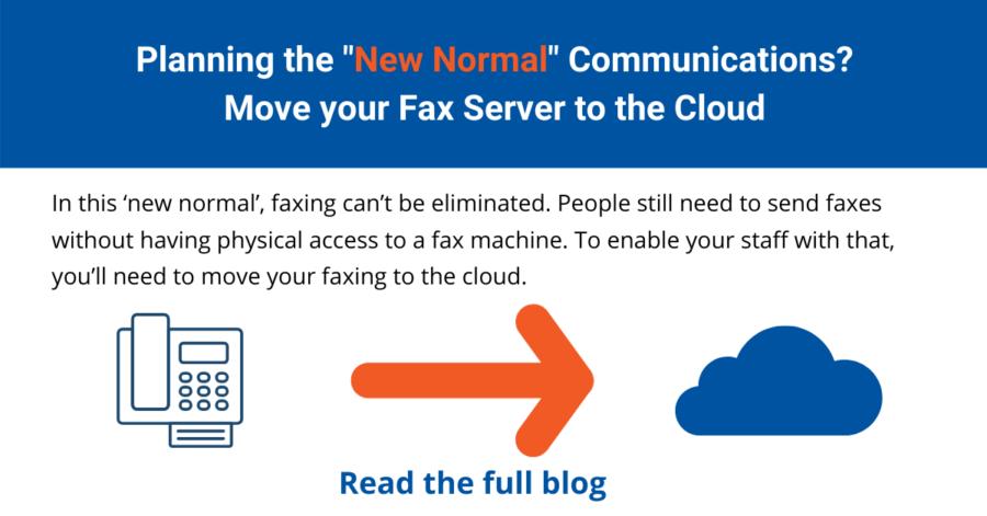 faxcloud new normal
