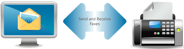 rightfax to email