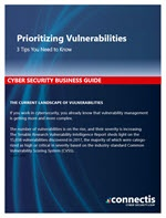 cyber security services prioritizing vulnerabilities